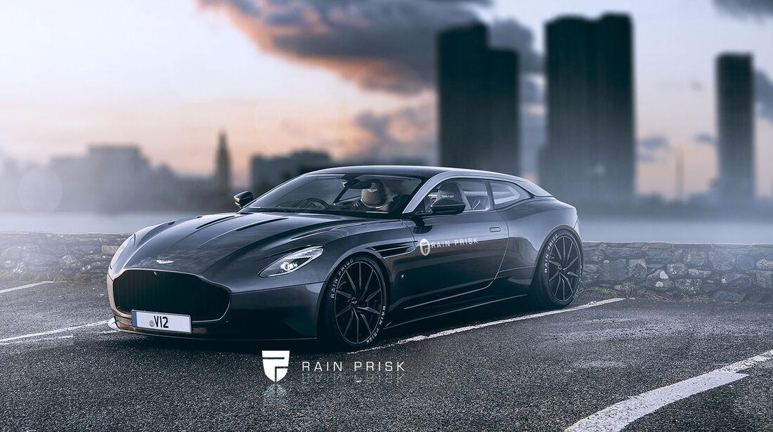 Aston Martin Shooting Brake - Fantasie-Auto