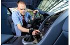 Aston Martin V8 Vantage, Interieur
