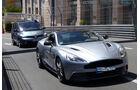Aston Martin Vanquish - Car Spotting - Formel 1 - GP Monaco - 25. Mai 2014