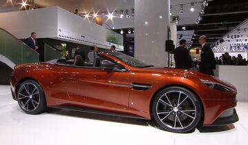 Aston Martin Vanquish Volante, IAA