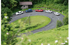 Aston Martin Vantage V12 S - BMW M2 - Corvette Z06 - Porsche 911 R - VW Polo GTI -  sport auto 4/2017