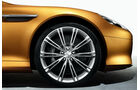 Aston Martin Virage, Felge