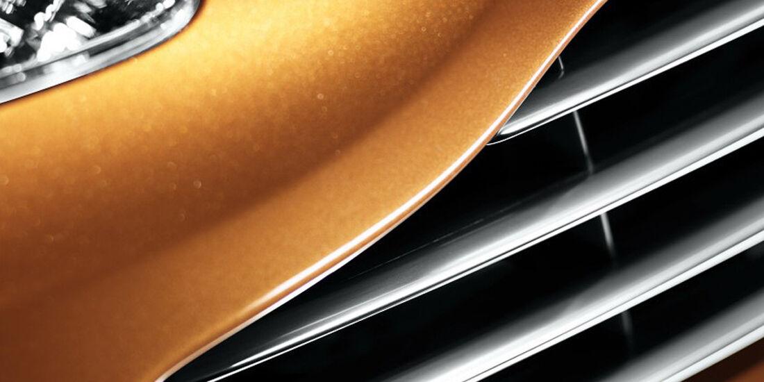 Aston Martin Virage, Kühlergrill