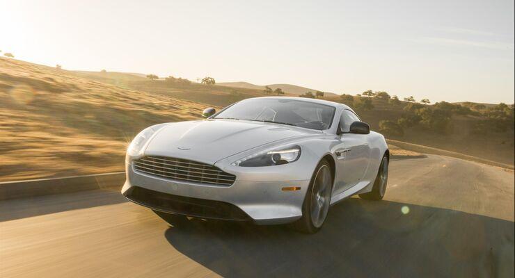 Aston Martin ruft mehr als 17.000 Fahrzeuge zurück.