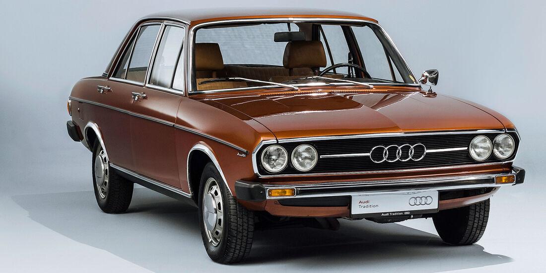 Audi 100 1968