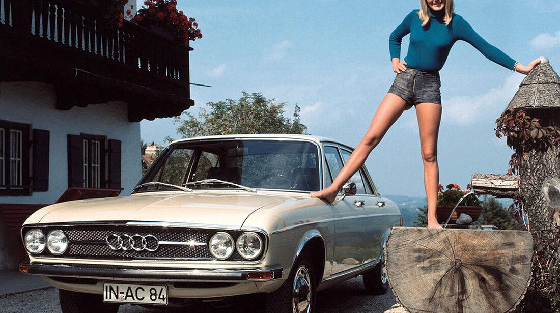Audi 100 C1