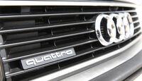 Audi 200, Kühlergrill