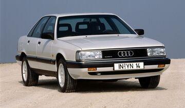 Audi 200 Quattro 20V Front