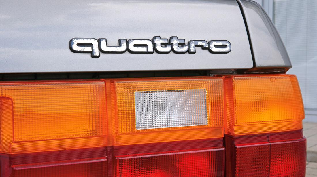 Audi 200, Typenbezeichnung