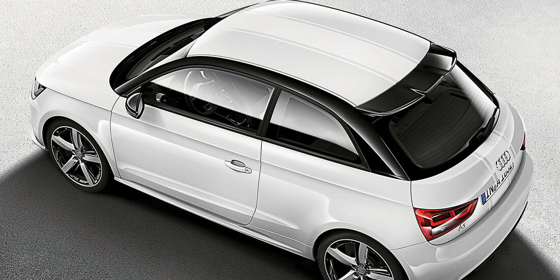 Audi A1 Amplified Sondermodell