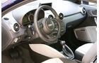 Audi A1, Cockpit
