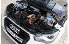Audi A1 E-Tron, Ladegerät, E-Motor