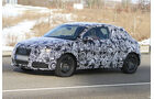 Audi A1, Erlkoenig