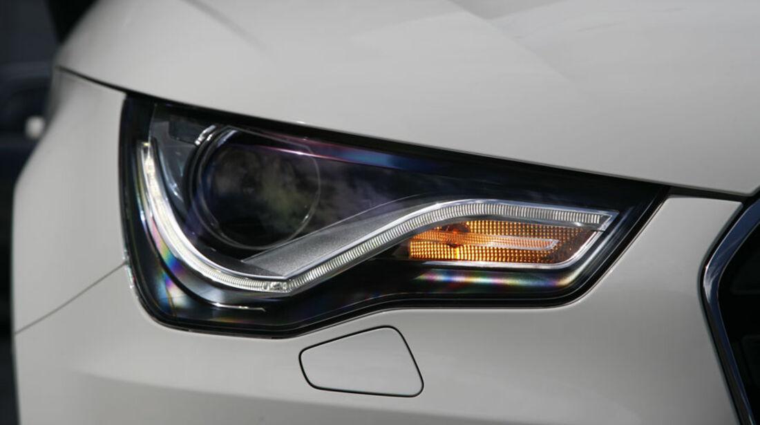 Audi A1 Scheinwerfer