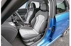 Audi A1 Sportback 1.4 TFSI, Fahrersitz