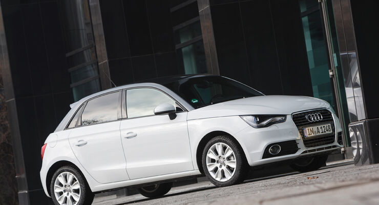 audi a1 sportback 2 0 tdi im test drehmoment k nig mit. Black Bedroom Furniture Sets. Home Design Ideas