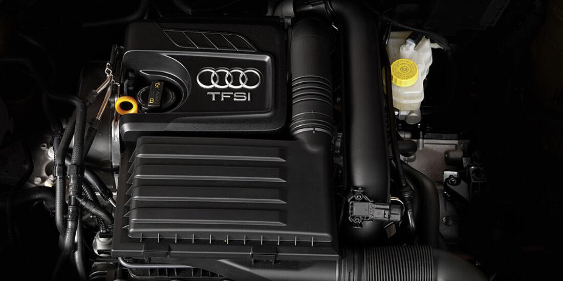 Audi A1 Sportback, TFSI Motor