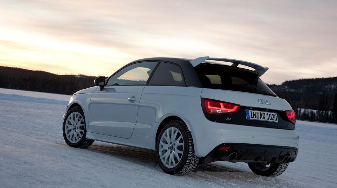 Audi A1 quattro, Heck, Heckleuchte