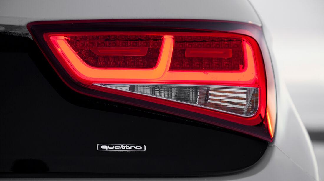 Audi A1 quattro, Rücklicht