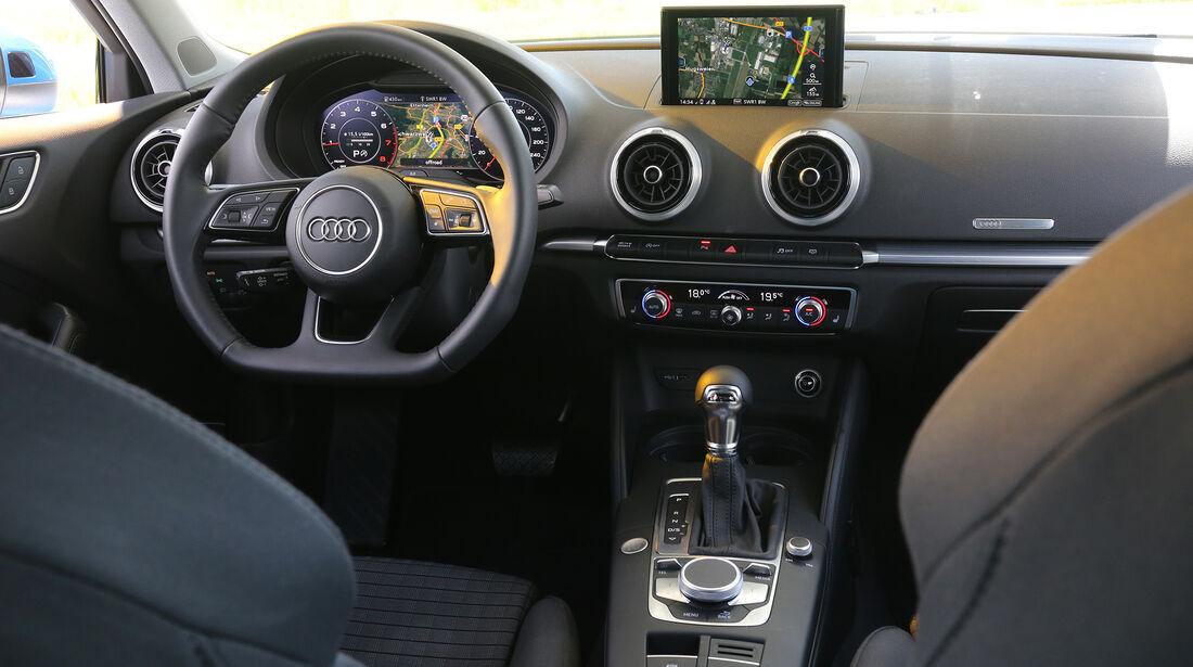 Audi A3 1.5 TFSI S Tronic, Interieur