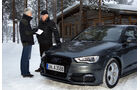 Audi A3, Bernd Ostmann, Michael Dick