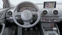 Audi A3 Cabrio 1.4 TFSI, Cockpit