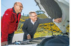 Audi A3 Limousine, Werner Zimmermann, Ralph Alex