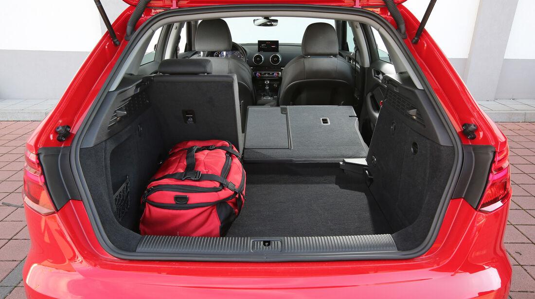 Audi A3 Sportback 1.0 TFSI, Kofferraum