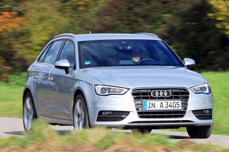 Audi A3 Sportback 1.2 TFSI, Frontansicht