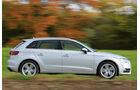 Audi A3 Sportback 1.2 TFSI, Seitenansicht