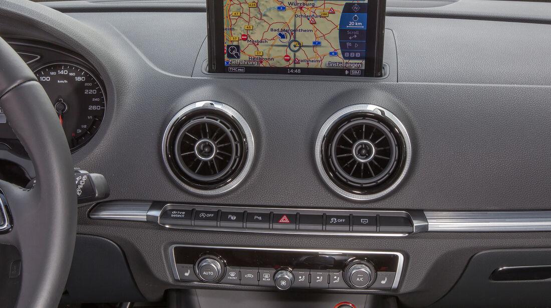 Audi A3 Sportback 1.6 TDI, Navi, Luftausströmer