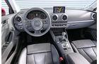 Audi A3 Sportback 1.8 TFSI, Audi A3 Sportback 2.0 TDI, Cockpit