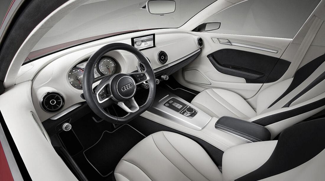 Audi A3 concept