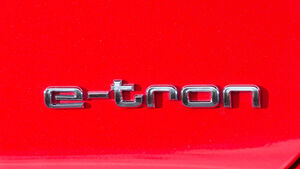 Audi A3 e-tron, Typenbezeichnung