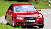 Audi A4 2.0 TFSI, Frontansicht