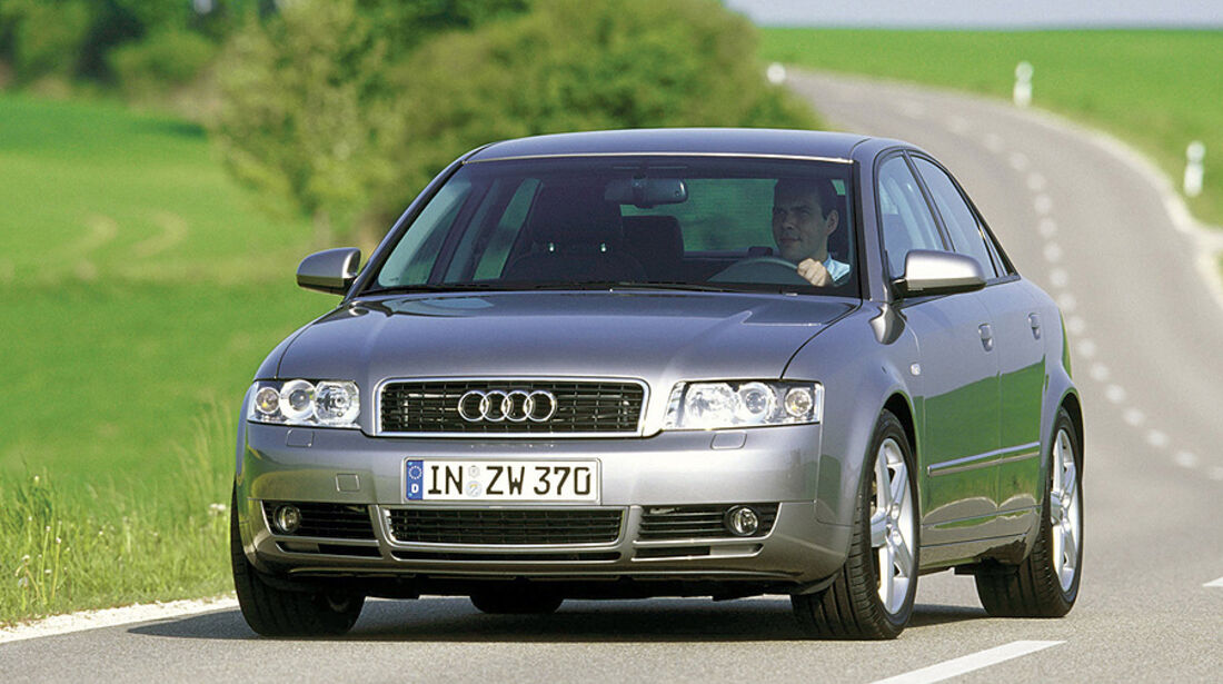 Audi A4, 2003, Limousine