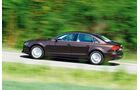 Audi A4 3.0 TDI, Seitenansicht