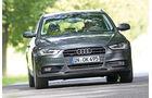 Audi A4 Avant 3.0 Quattro, Frontansicht