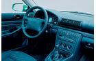 Audi A4 B5, Cockpit