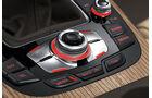 Audi A4, Mittelkonsole, Drehregler