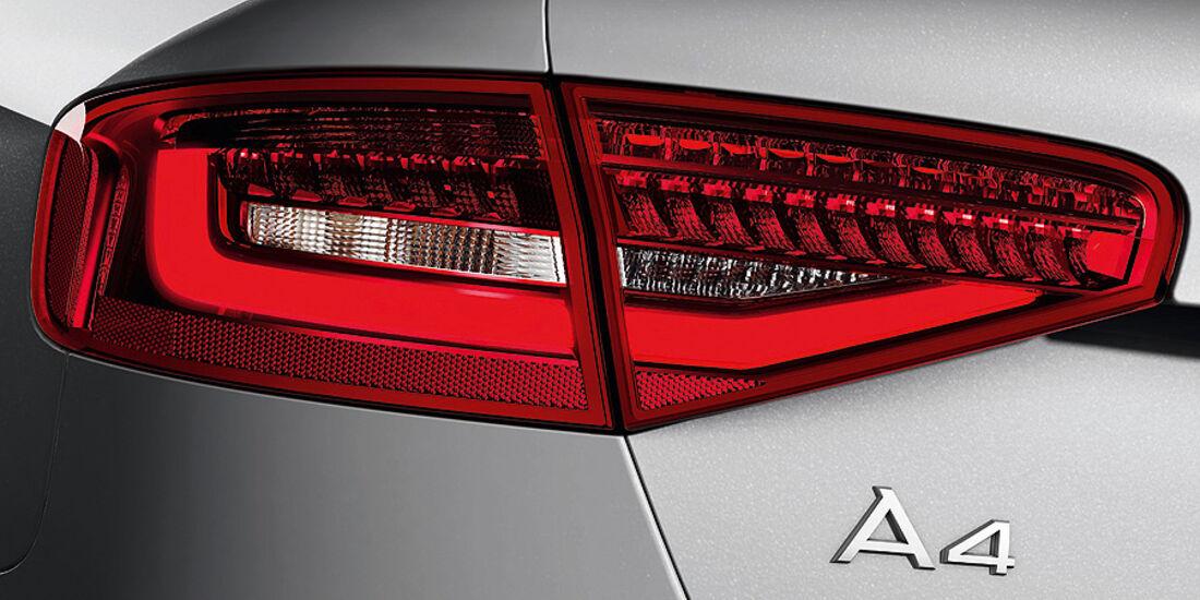 Audi A4, Rücklicht
