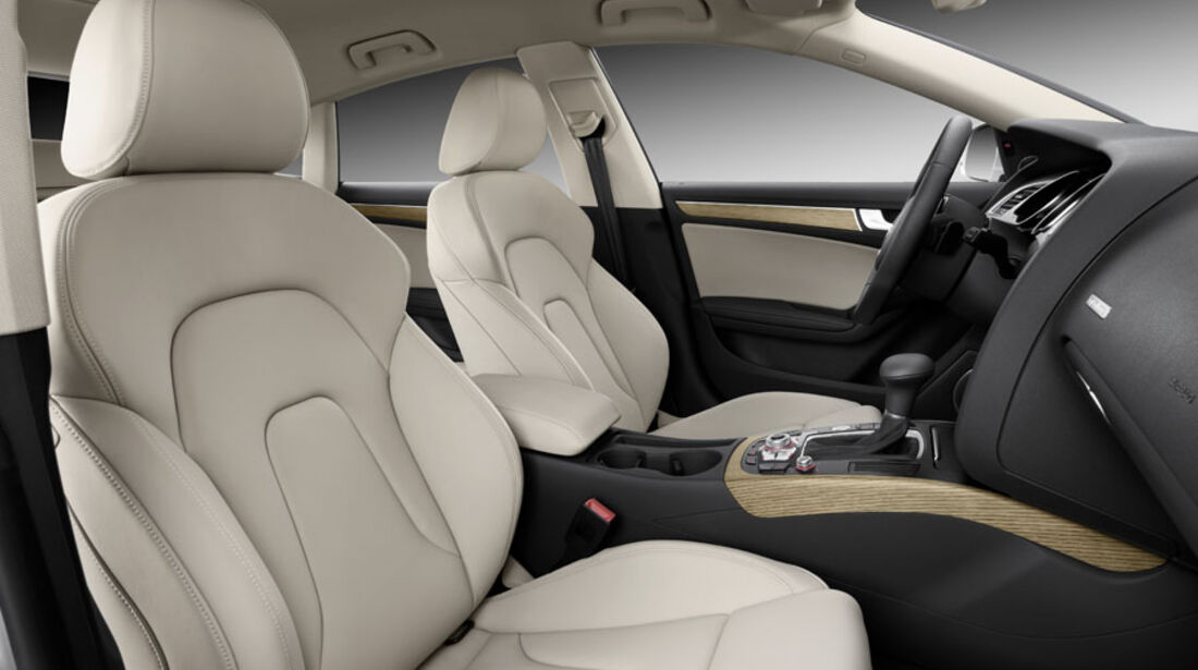 Audi A5, 2012, Facelift, Limousine