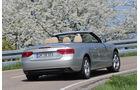 Audi A5 Cabrio, Heckansicht