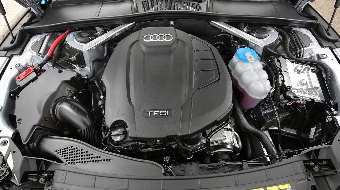 Audi A5 Sportback, Motor