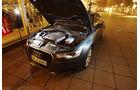 Audi A6 2.0 TDI, Motorhaube