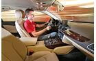 Audi A6 3.0 TDI, Cockpit