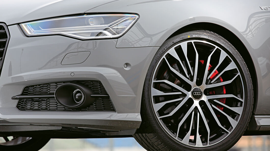 Audi A6 3.0 TDI Competition, Rad, Felge