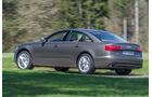 Audi A6 3.0 TFSI, Heckansicht