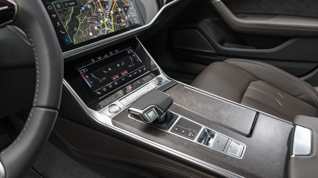 Audi A6 50 TDI Quattro Interieur