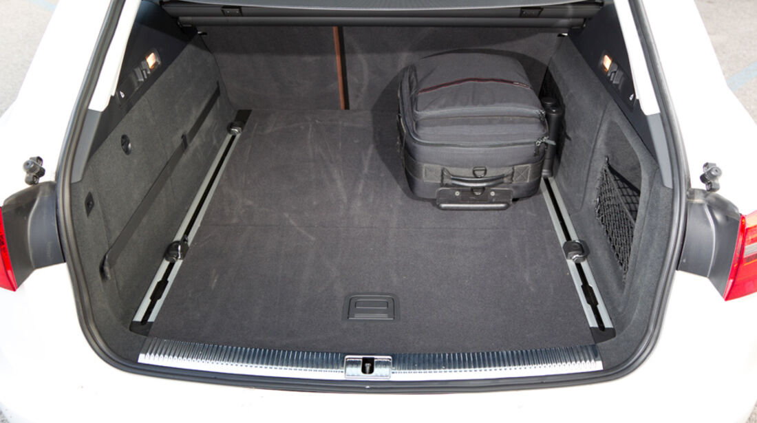 Audi A6 A6 Avant 2.0 TFSi, Kofferraum